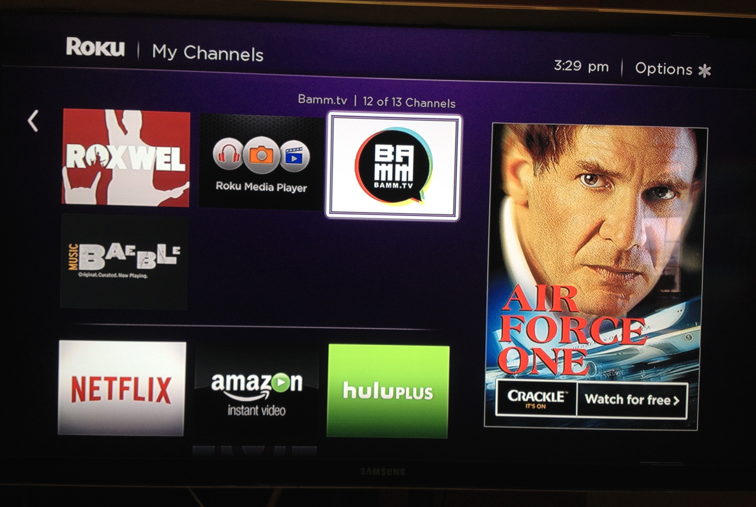 how to watch croatian tv on roku